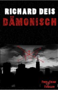 Dämonisch Cover Entwurf